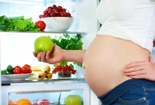 Die Wichtigkeit der Ernährung in der Schwangerschaft