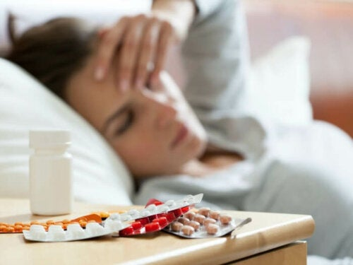Frau wird mit Rasagilin therapiert