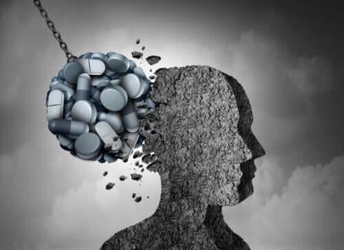 Wie kommt es zu einer Opioidabhängigkeit?