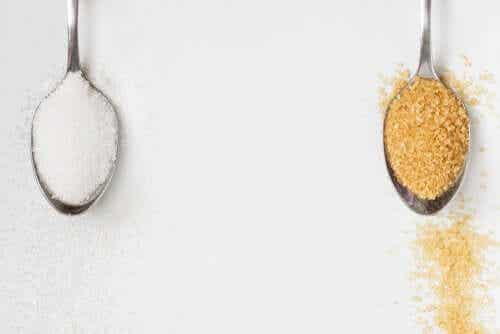 Ist brauner Zucker besser als weißer?