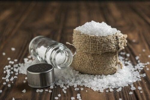 Übermäßiger Salzkonsum: 6 Tatsachen
