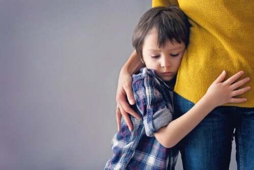 Unsicherheit Einnässen Kinder