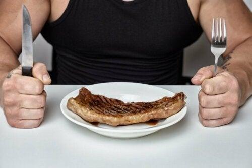 die Wechseljahre: Diät gegen Gewichtszunahme