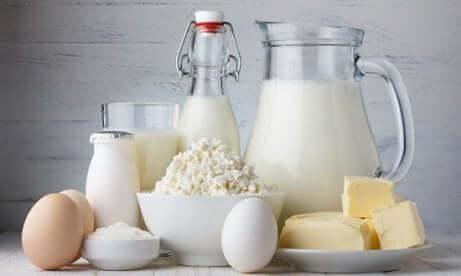 Calcium als Nahrungsergänzungsmittel und in Milchprodukten