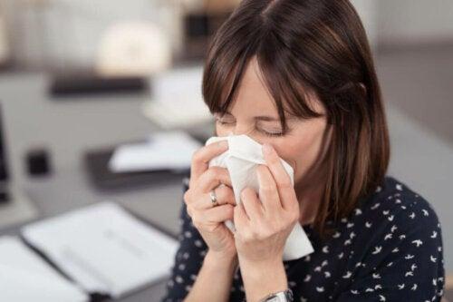 Welche Symptome produziert der Coronavirus?