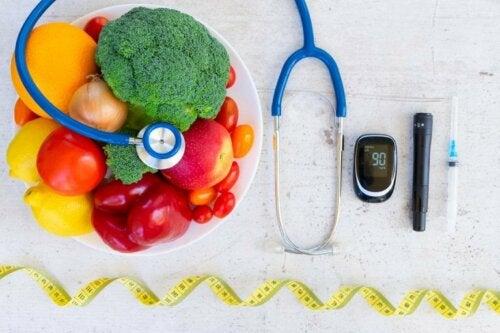 Präventive Ernährung für Diabetiker