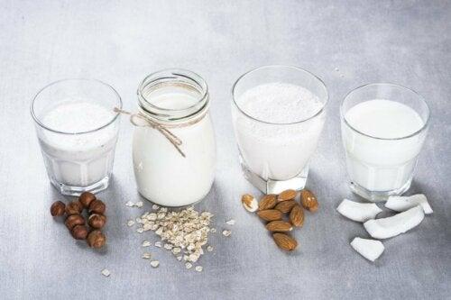Ernährungsfehler Pflanzenmilch