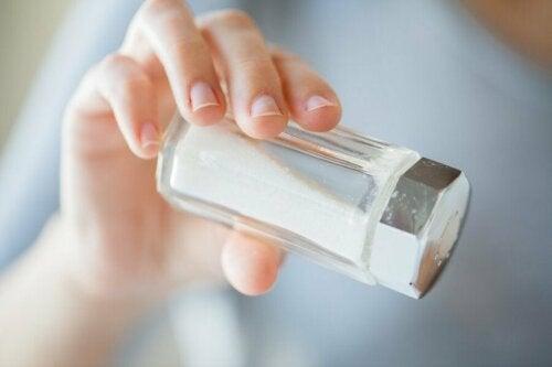 Übermäßiger Salzkonsum - ein weit verbreitetes Übel