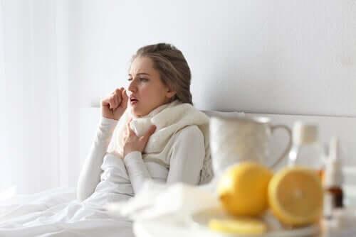 Was weißt du über Erkältungshusten?
