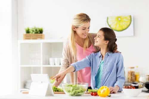 Vegane Ernährung bei Heranwachsenden: ein neuer Trend?