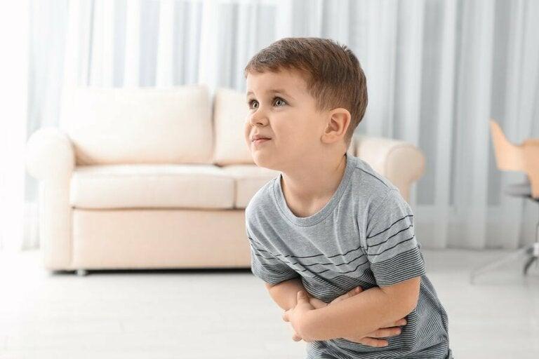 Ernährung für Kinder mit Verstopfung