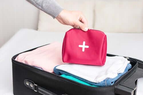 Reiseapotheke: Diese Dinge sollten nicht fehlen!
