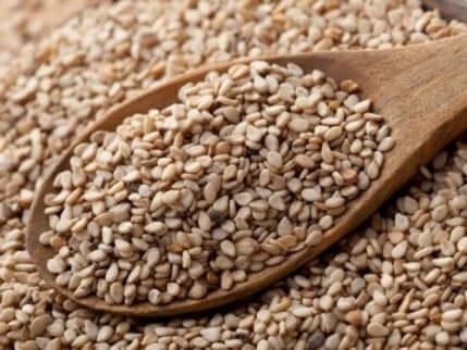 Feuchtigkeitsspendende Pflanzenöle: Sesamöl