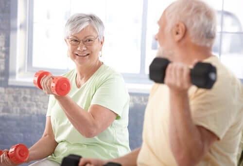 Gesundheitsförderung im Rentenalter