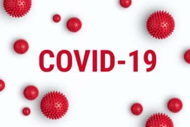Symptome des Coronavirus