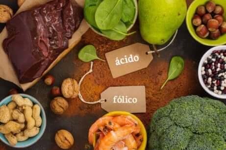 Folat und Folsäure
