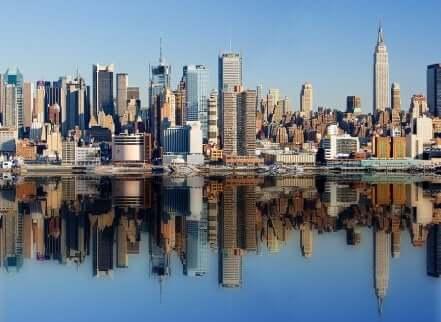 Waldorfsalat kommt ursprünglich aus New York