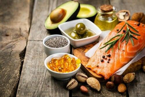 Ernährung Omega-3-Fettsäuren