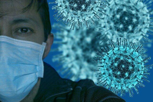 Schlaganfall durch Coronavirus bei jungen Patienten