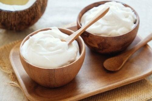 Joghurt auf der Einkaufsliste