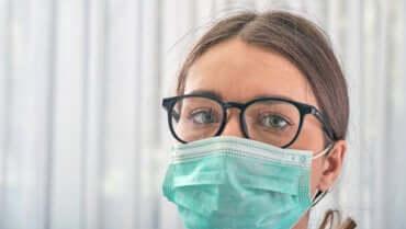 Bindehautentzündung durch Coronavirus