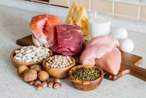 Die richtige Ernährung in der Schwangerschaft: mageres Protein