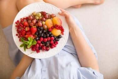 Die richtige Ernährung in der Schwangerschaft: Obst und Gemüse