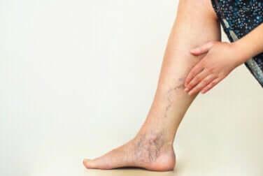Durchblutung der Beine fördern