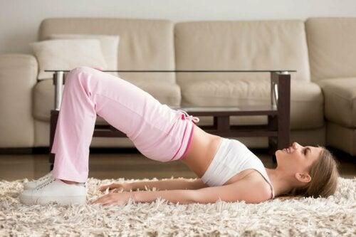 Fitness-Übungen für zu Hause in Zeiten der Corona-Krise