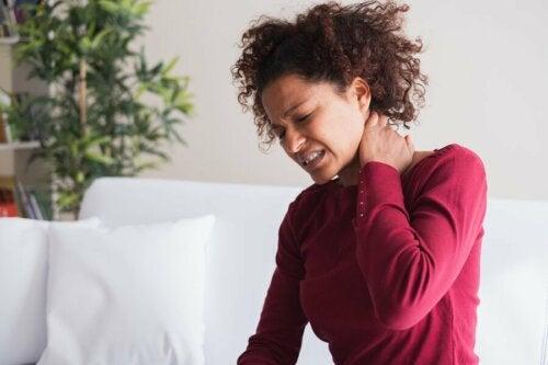 5 Gewohnheiten, um die Symptome von Fibromyalgie zu lindern