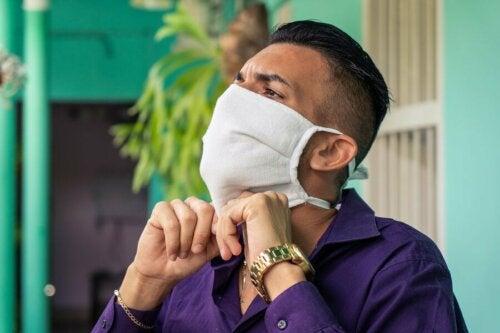 Häufige Fehler bei der Verwendung von Stoffmasken