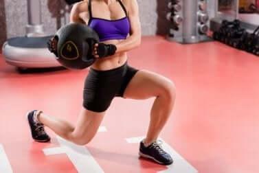 lebenswichtige Nährstoffe für Muskelwachstum
