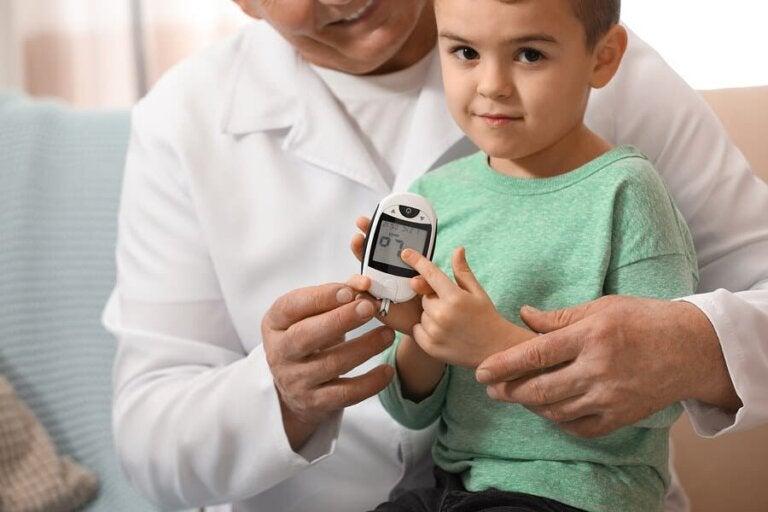 Normale Blutzuckerwerte bei Kindern