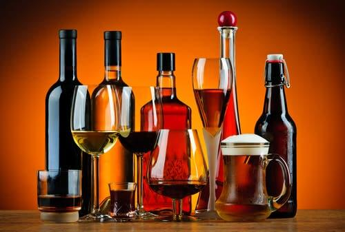 Alkohol und erhöhter Harnsäurespiegel