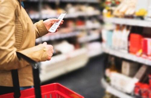 Lebensmittelzusätze beim Einkauf berücksichtigen