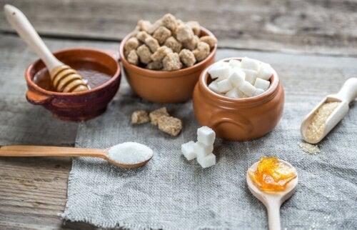 normale Blutzuckerwerte durch weniger Zucker