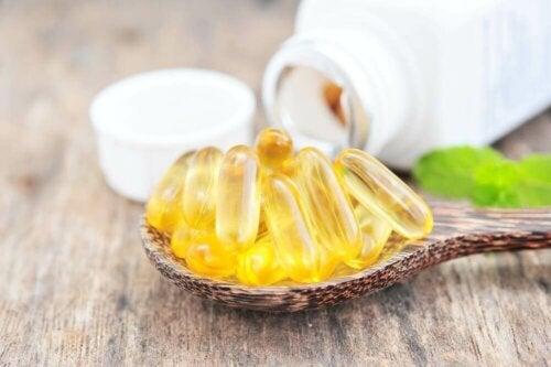 Vitamin D-Kapseln