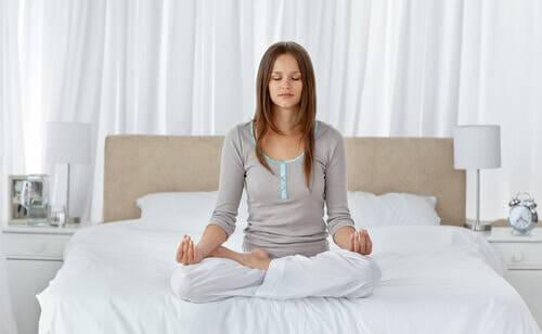 Atemübungen für erholsameren Schlaf