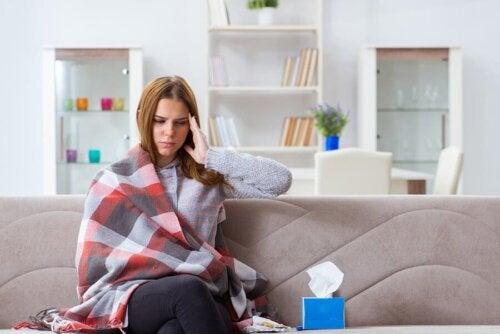 Erholung nach einer Grippe: Diese 6 Tipps helfen!