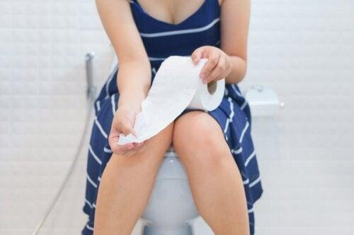 5 Hausmittel gegen Durchfall