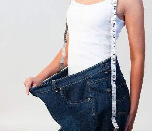 Ist ein schneller Gewichtsverlust gefährlich?