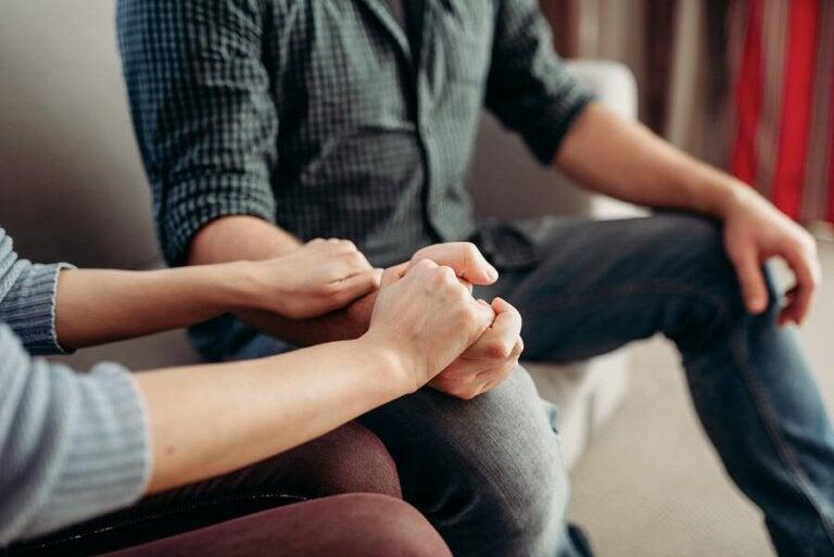 Mein Partner hat Depressionen: Was tun?