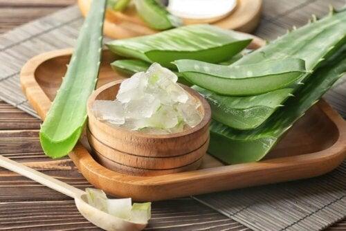 Aloe vera gegen Pigmentstörungen