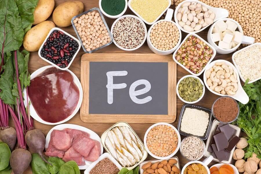 Richtige Ernährung bei Eisenmangelanämie