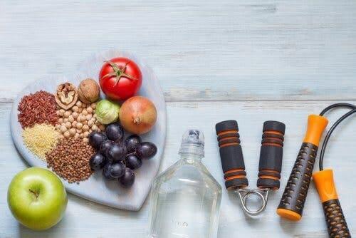 Gesundheitserziehung und Ernährung