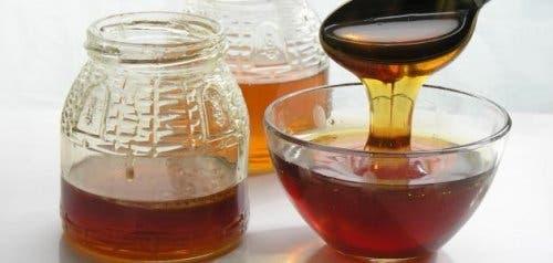 Bienenhonig gegen Augenentzündung