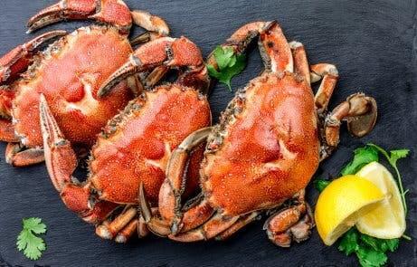 Krabbenkuchen Rezept