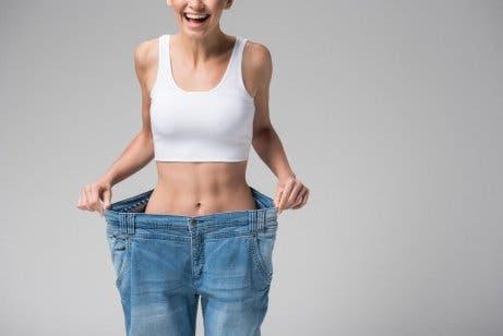 Schneller Gewichtsverlust: Abbau von Muskelmasse