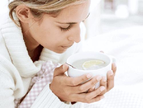 Erholung nach einer Grippe