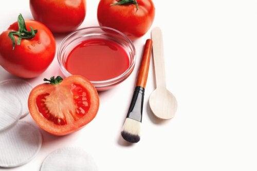 Tomaten gegen Pigmentstörungen